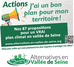 Nouveau collectif : Alternatives en vallée de Seine